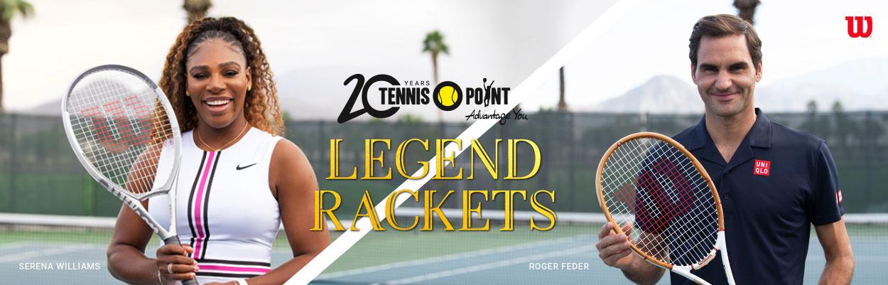 Legend Rackets Roger