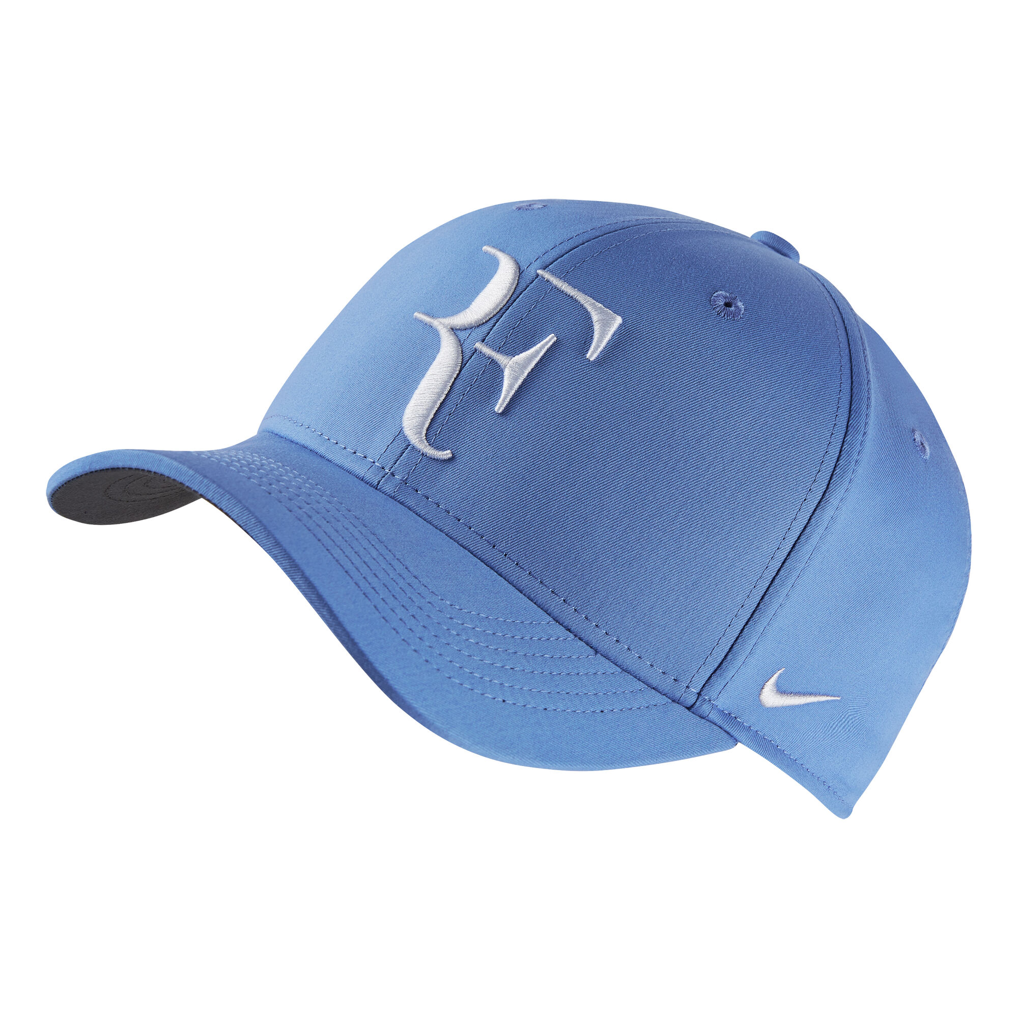 Nike Roger Federer Court Aerobill CLC99 Cap - Hellblau, Hellgrau online  kaufen