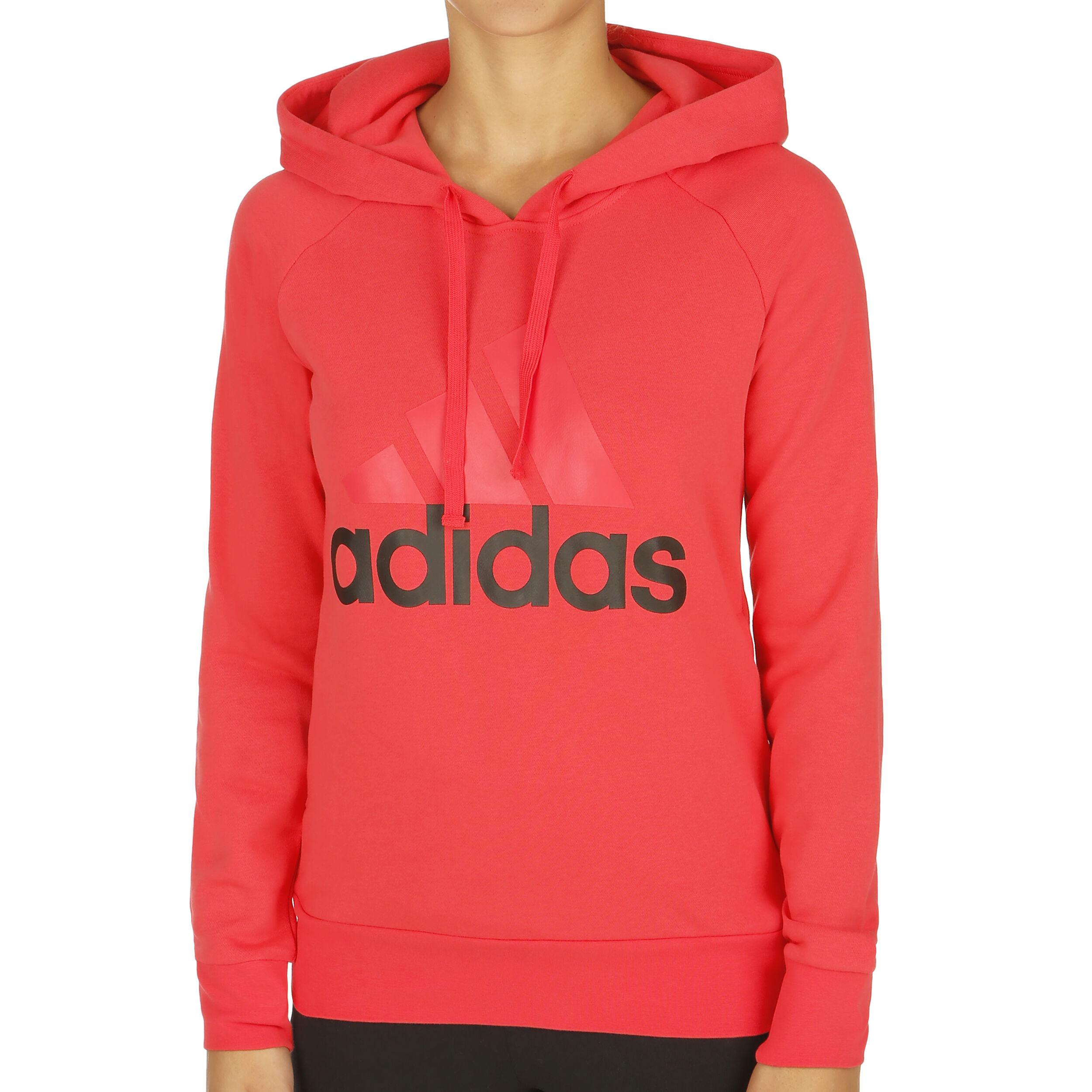 adidas Damen Hoodie Essentials Linear Over Head: