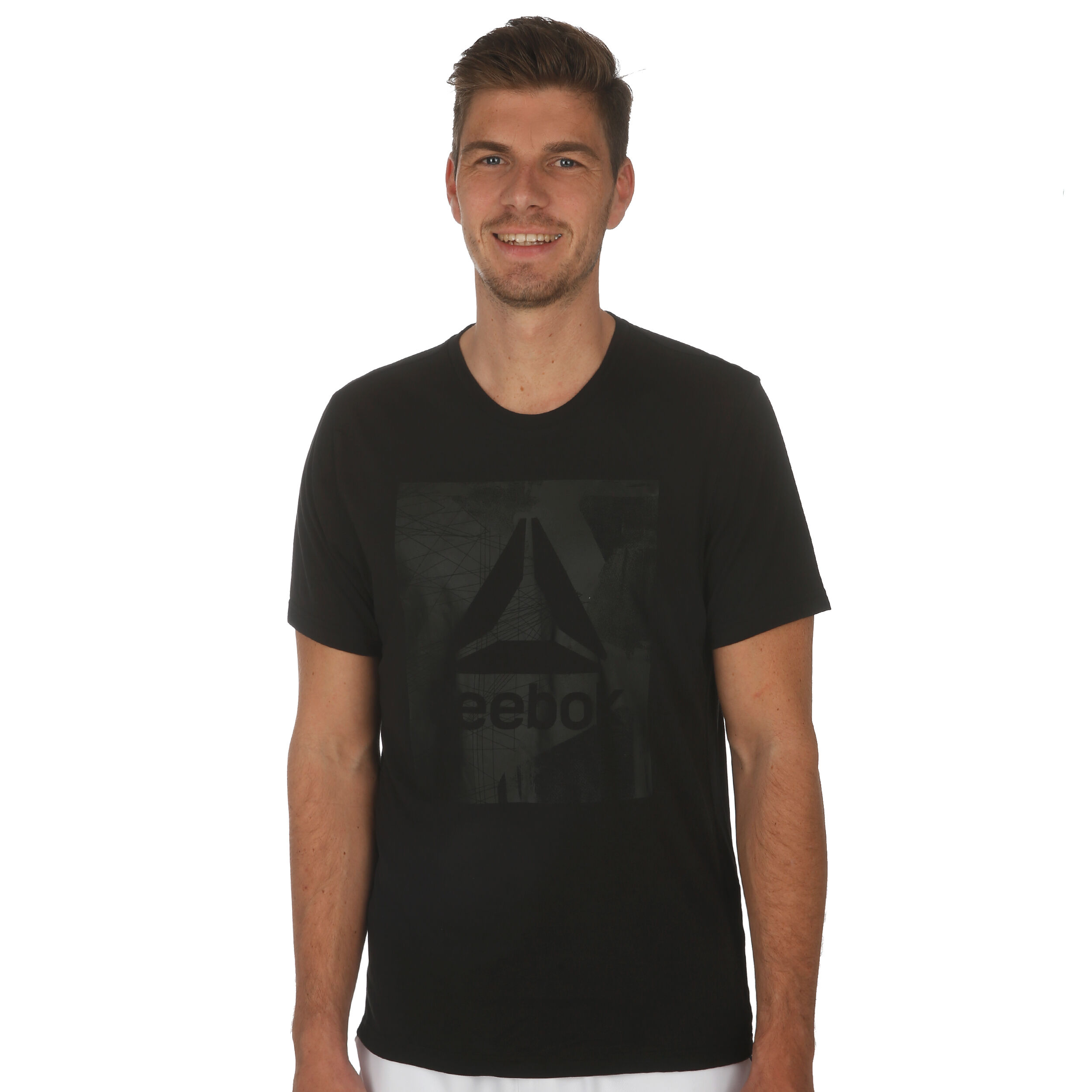 Reebok T Shirt »Workout Ready Supremium Graphic T Shirt« online kaufen | OTTO