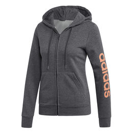 Essentials Linear Full Zip Hoodie Women