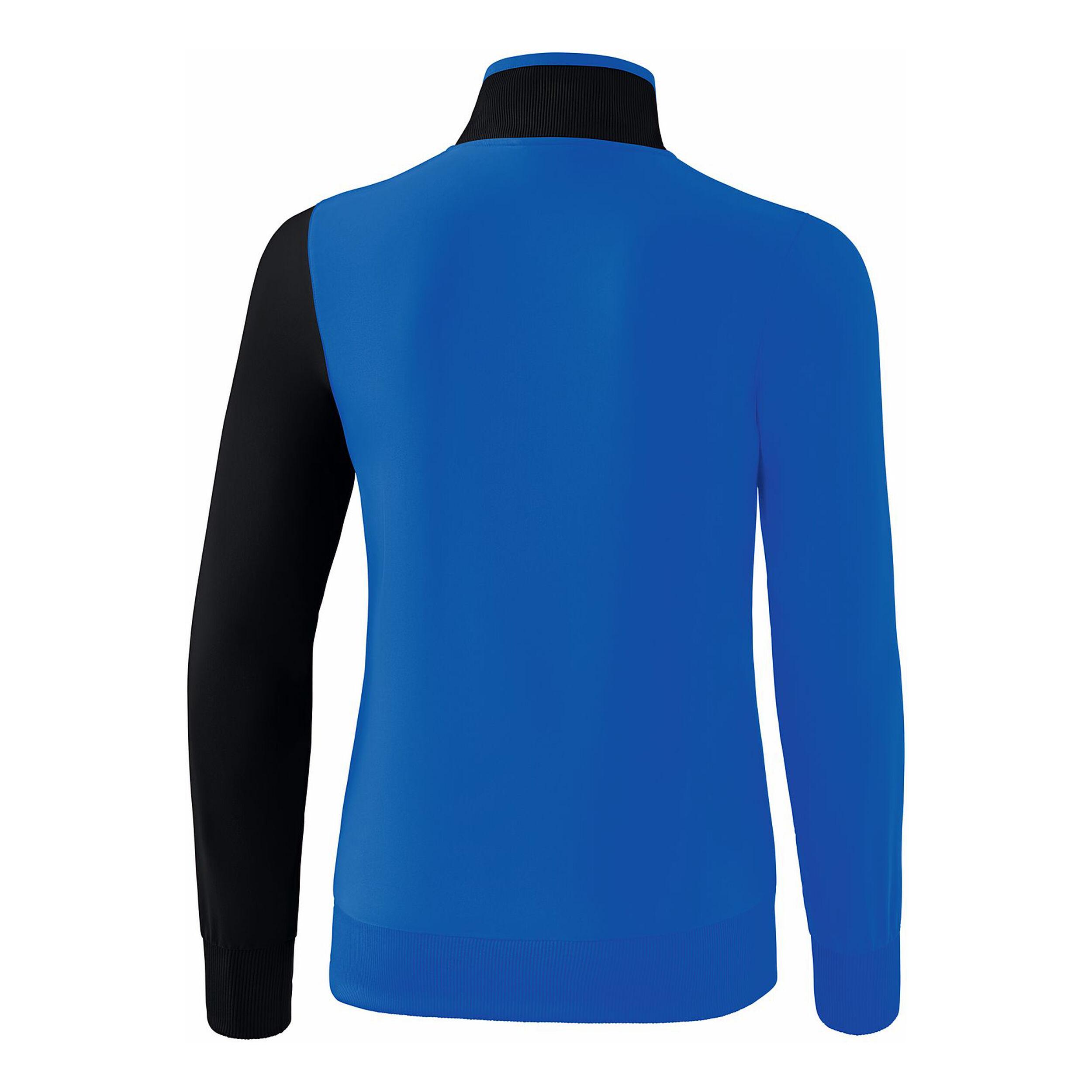 Erima 5 C Trainingsjacke Damen Blau, Schwarz online kaufen