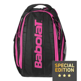 Backpack Team Exclusiv pink schwarz
