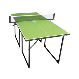 Tischtennis Platte Midsize, grün