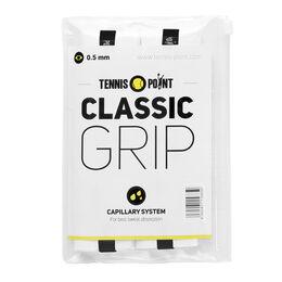 Classic Grip weiß 12er