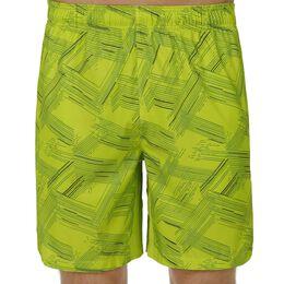 Summer Perspective Print 8 Inch Short Men