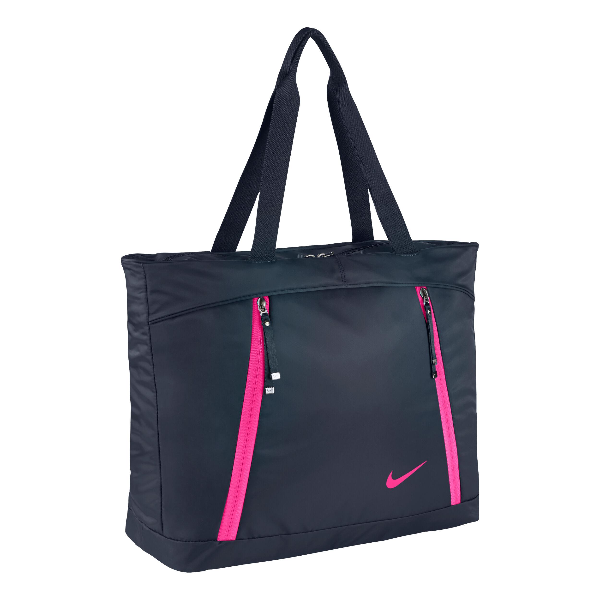Nike Auralux Training Sporttasche Dunkelblau, Pink