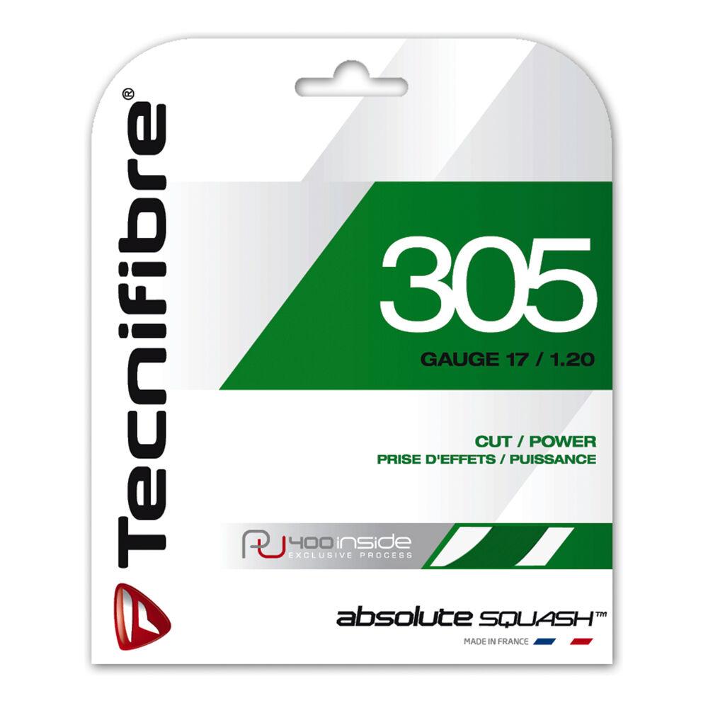 Tecnifibre 305 Squash Saitenset 10m 06G305