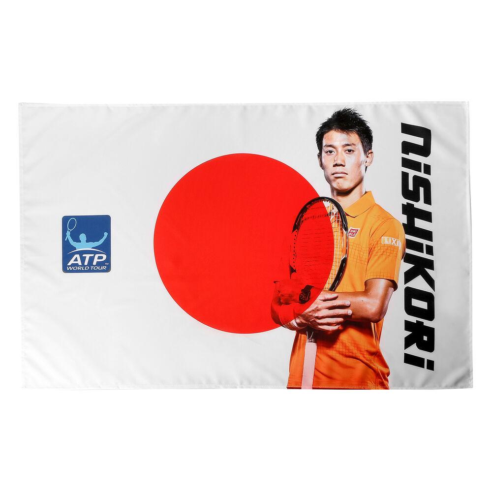 Nishikori Flagge Größe: nosize