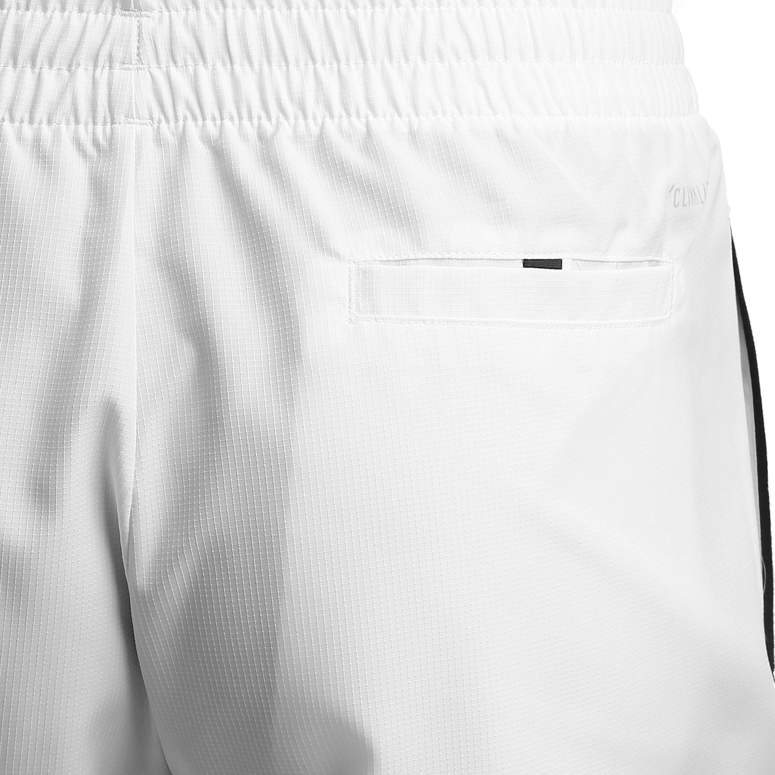 adidas Club 9in Shorts Herren Weiß, Schwarz online kaufen