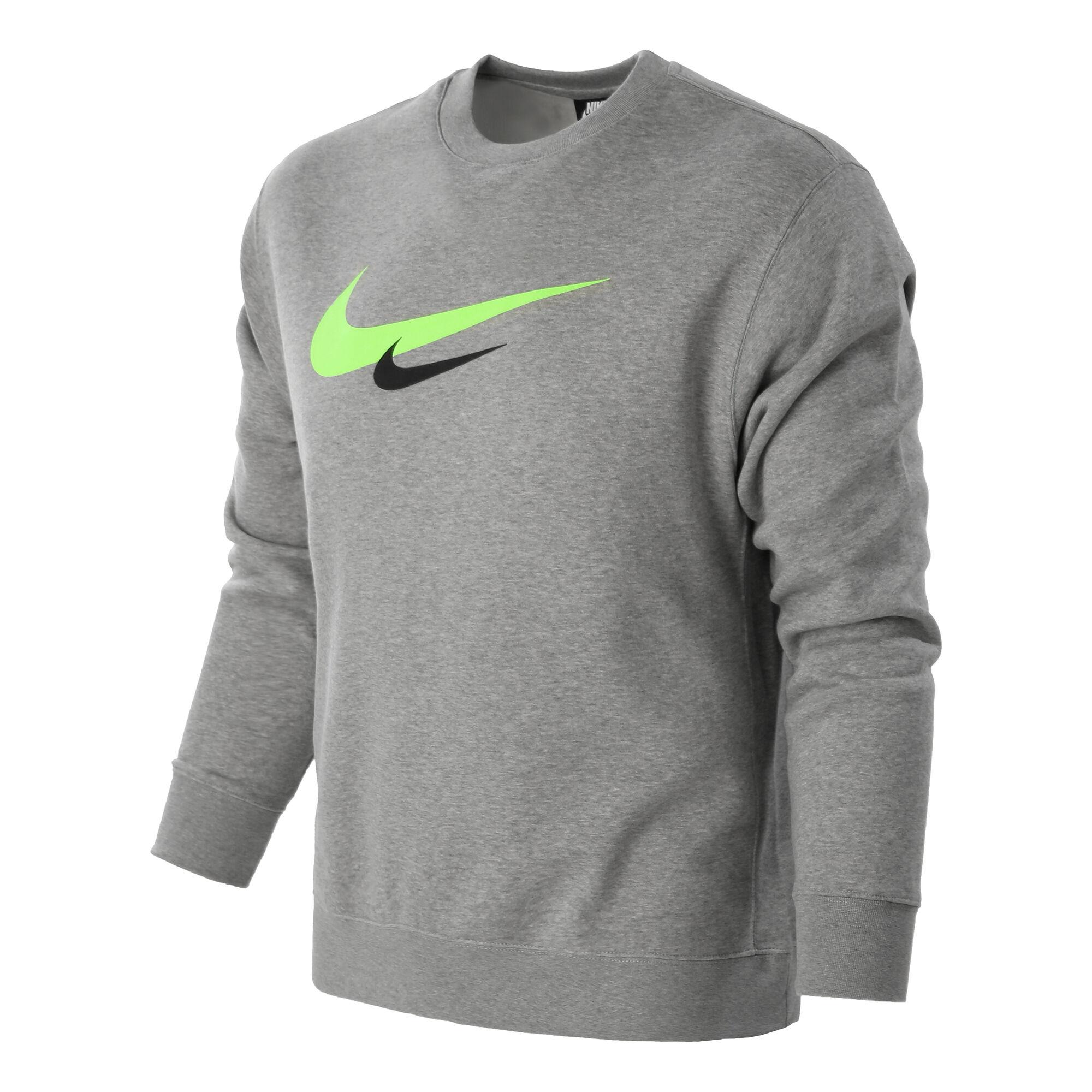 Nike Sweatshirt Grau Herren