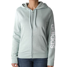Essential Full-Zip Hoodie Women
