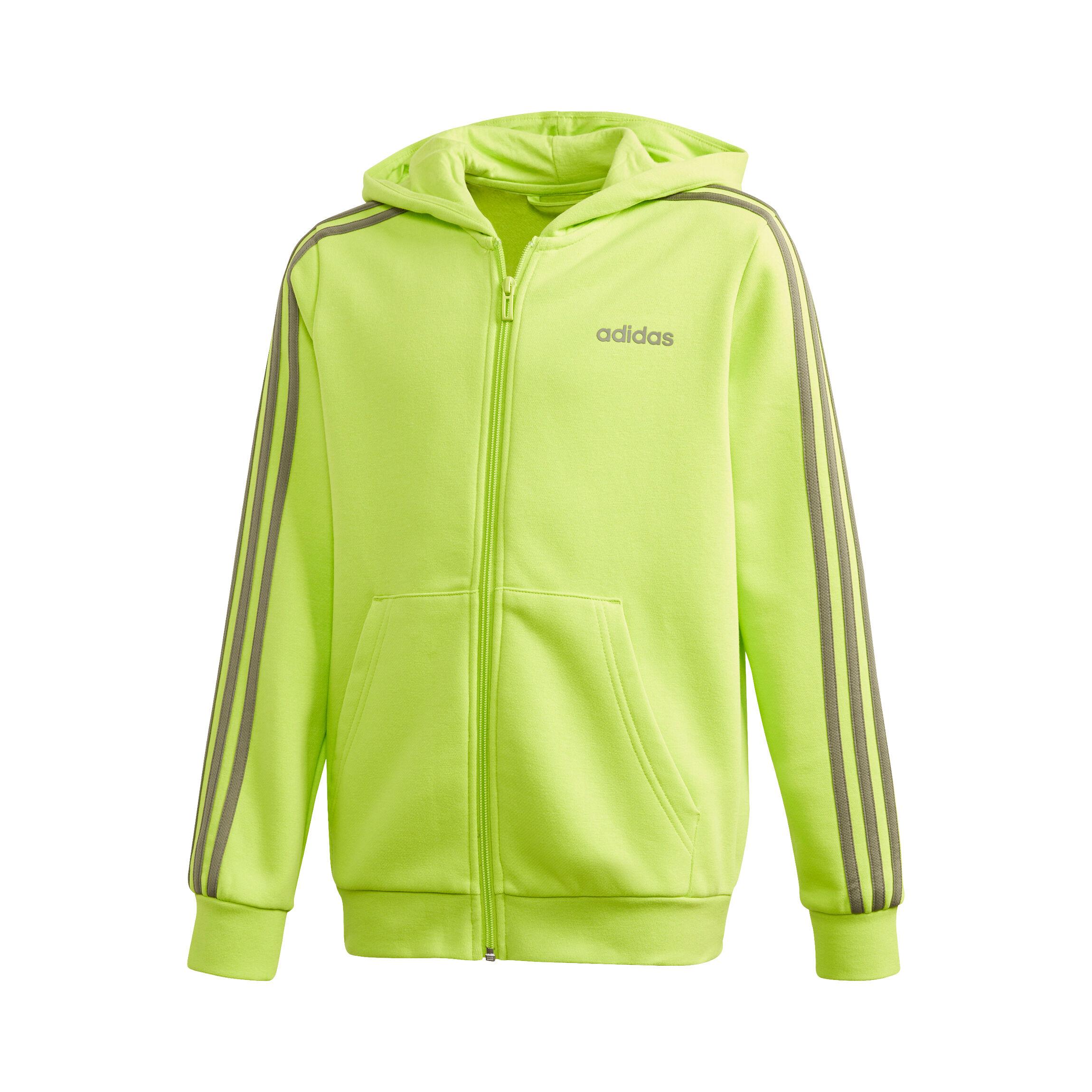 adidas herren jacke schalke 04 3 stripes hoodie zip