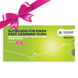 Gutschein Fast-Learning Kurs 99,-
