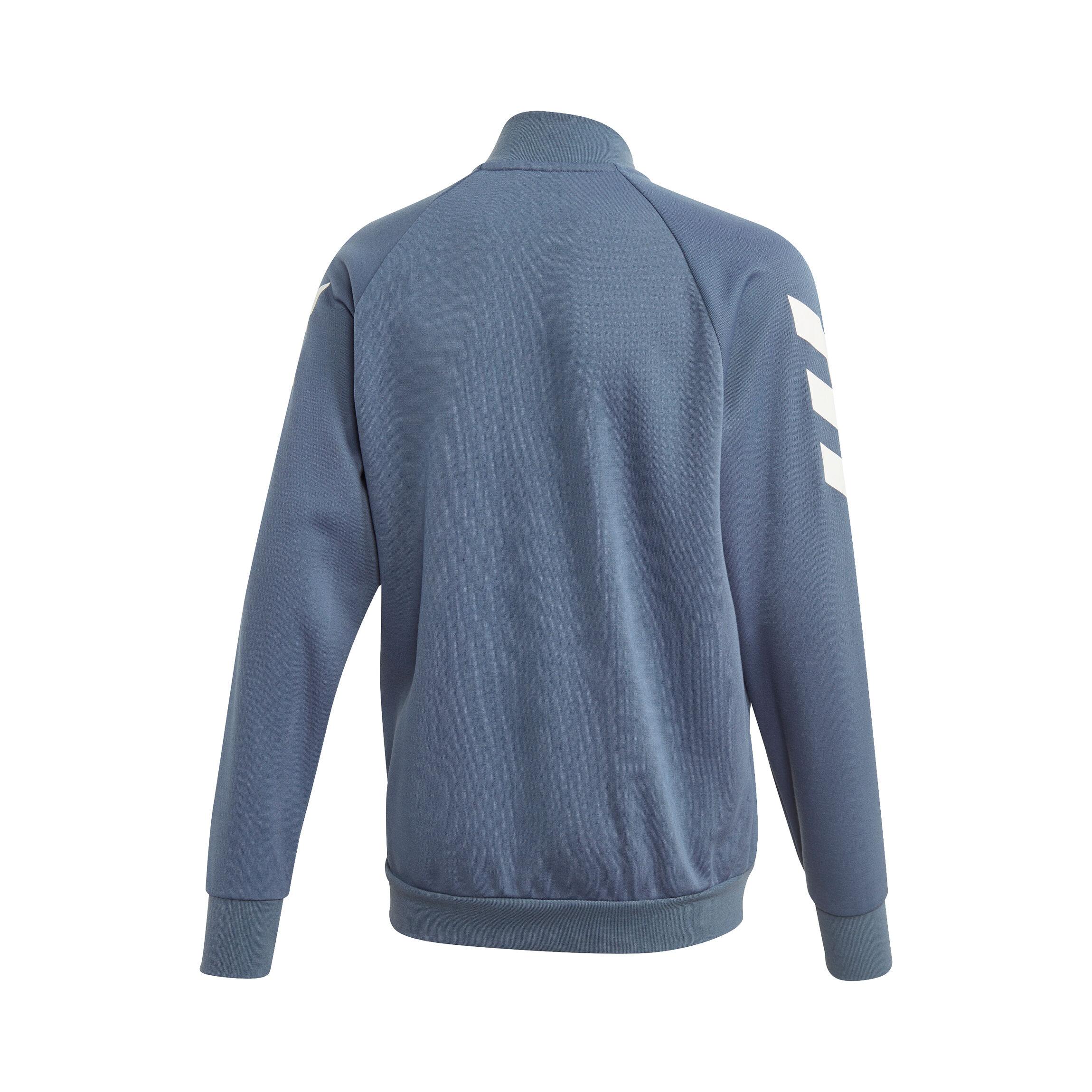 adidas XFG Trainingsanzug Jungen Grau, Weiß online kaufen