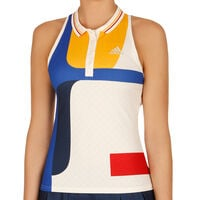 New York Color Blocked Tank-Top Hit Posting 3863