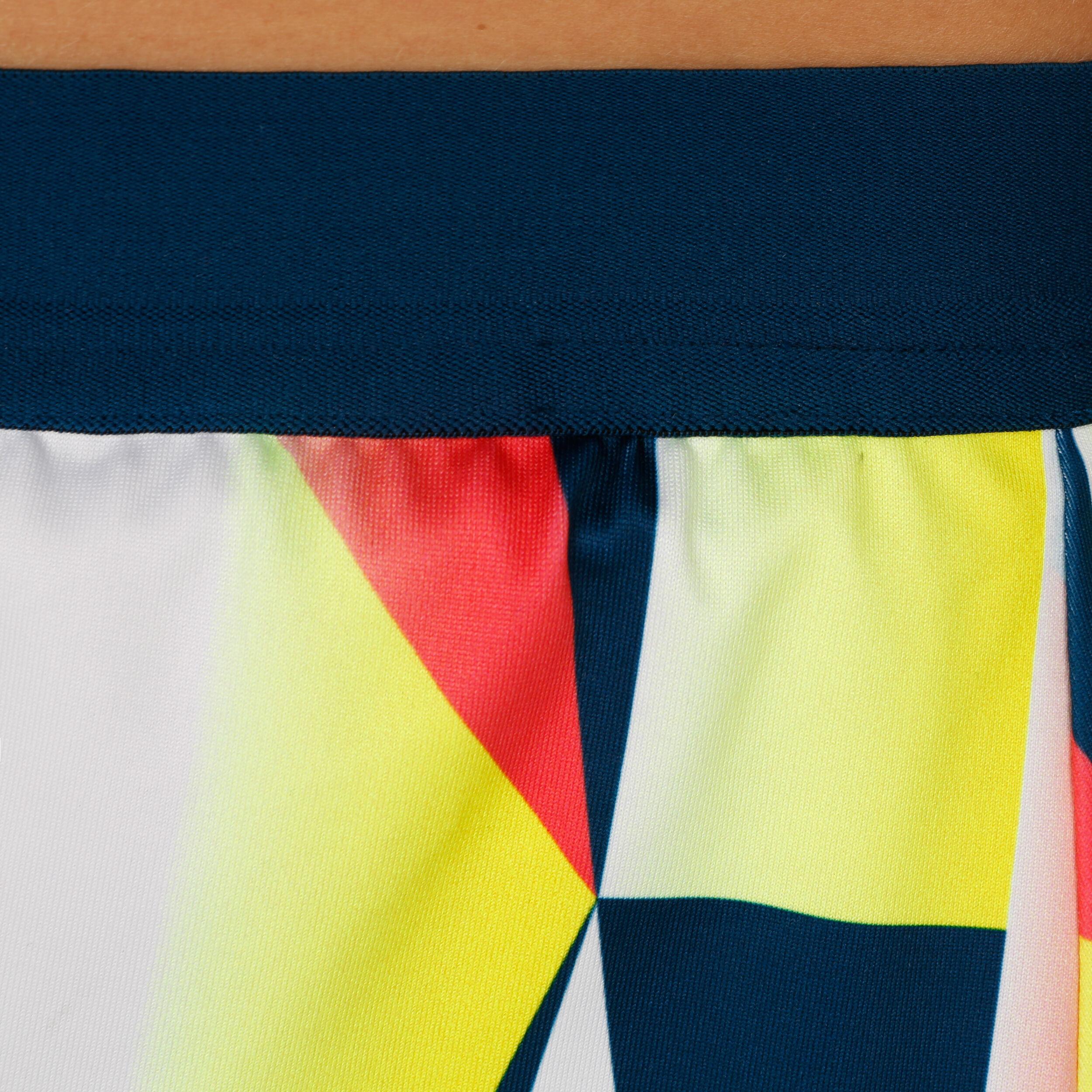 adidas Multifaceted Pro Rock Damen Neonrot, Dunkelblau
