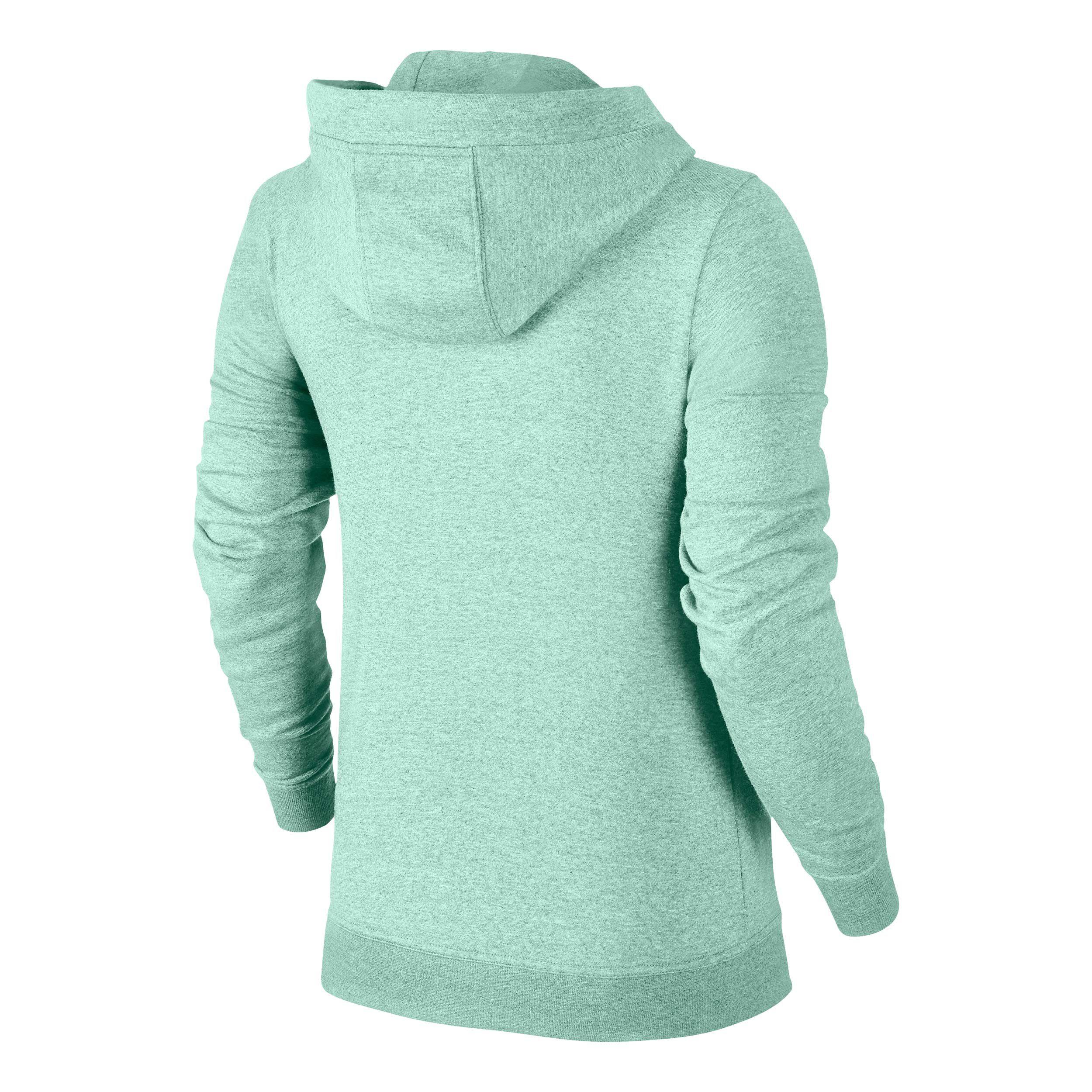 Nike Sportswear Hoody Damen Mint, Schwarz online kaufen