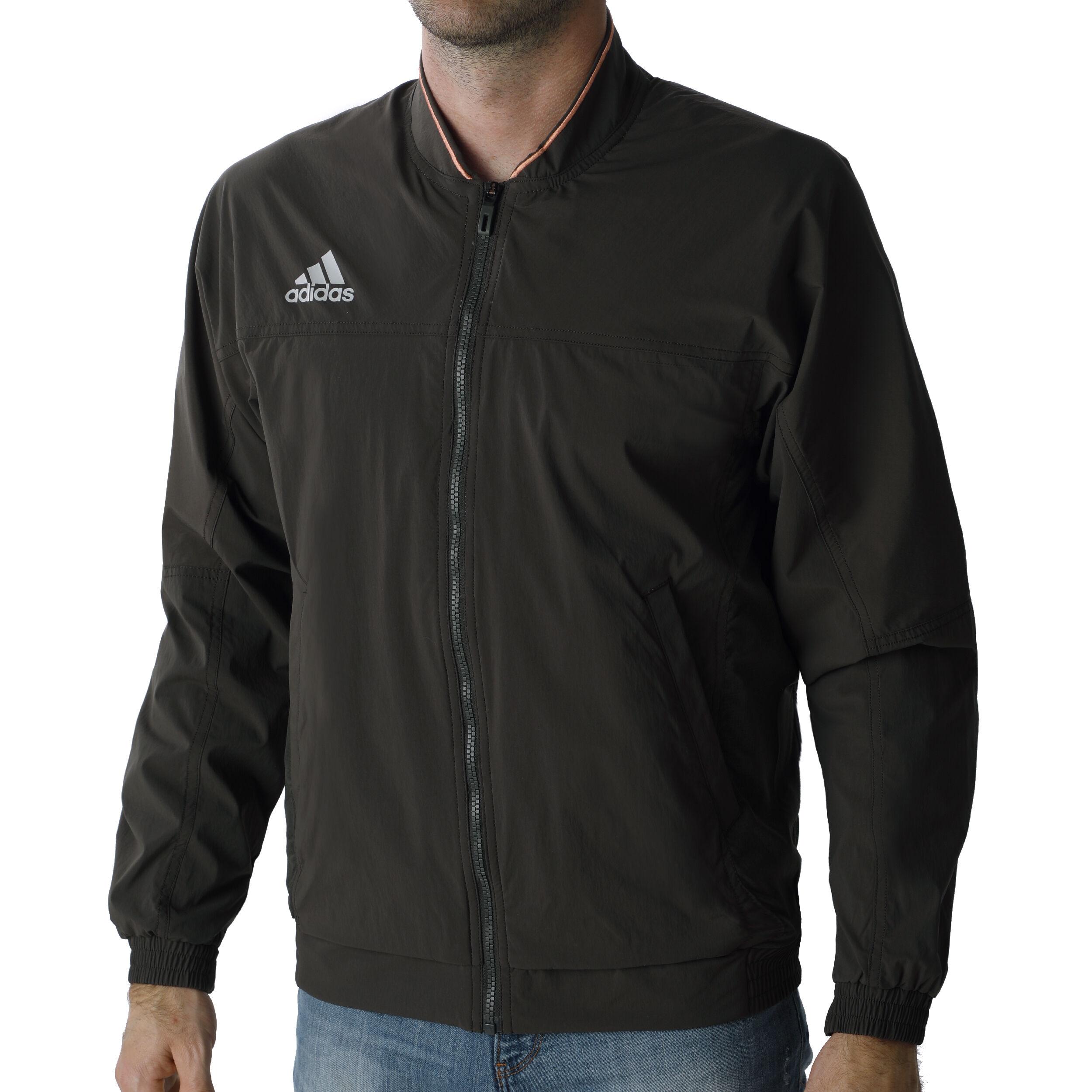 adidas Herren Tan Coach Jacket Jacke: : Sport