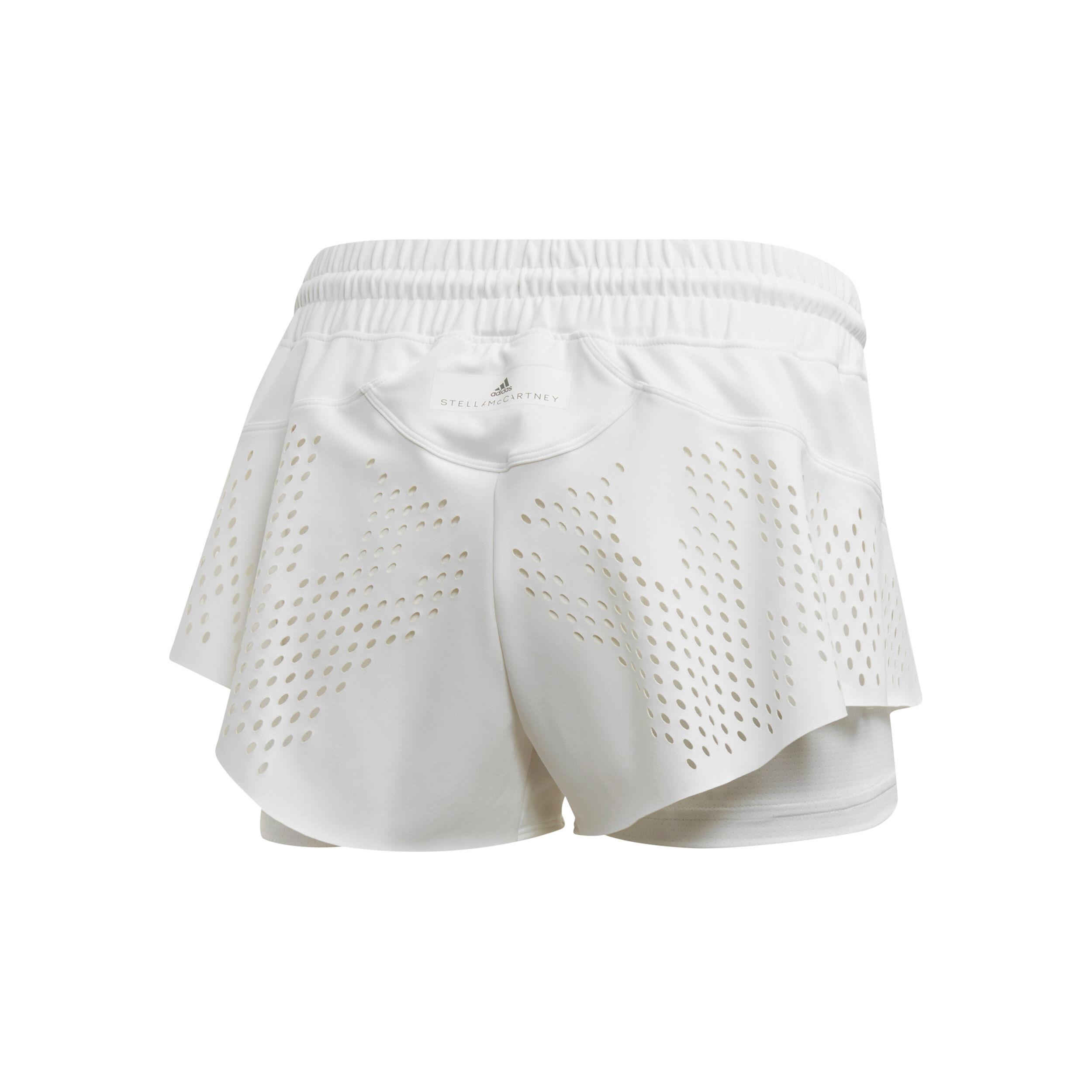 weiße adidas tennis hose damen kurz