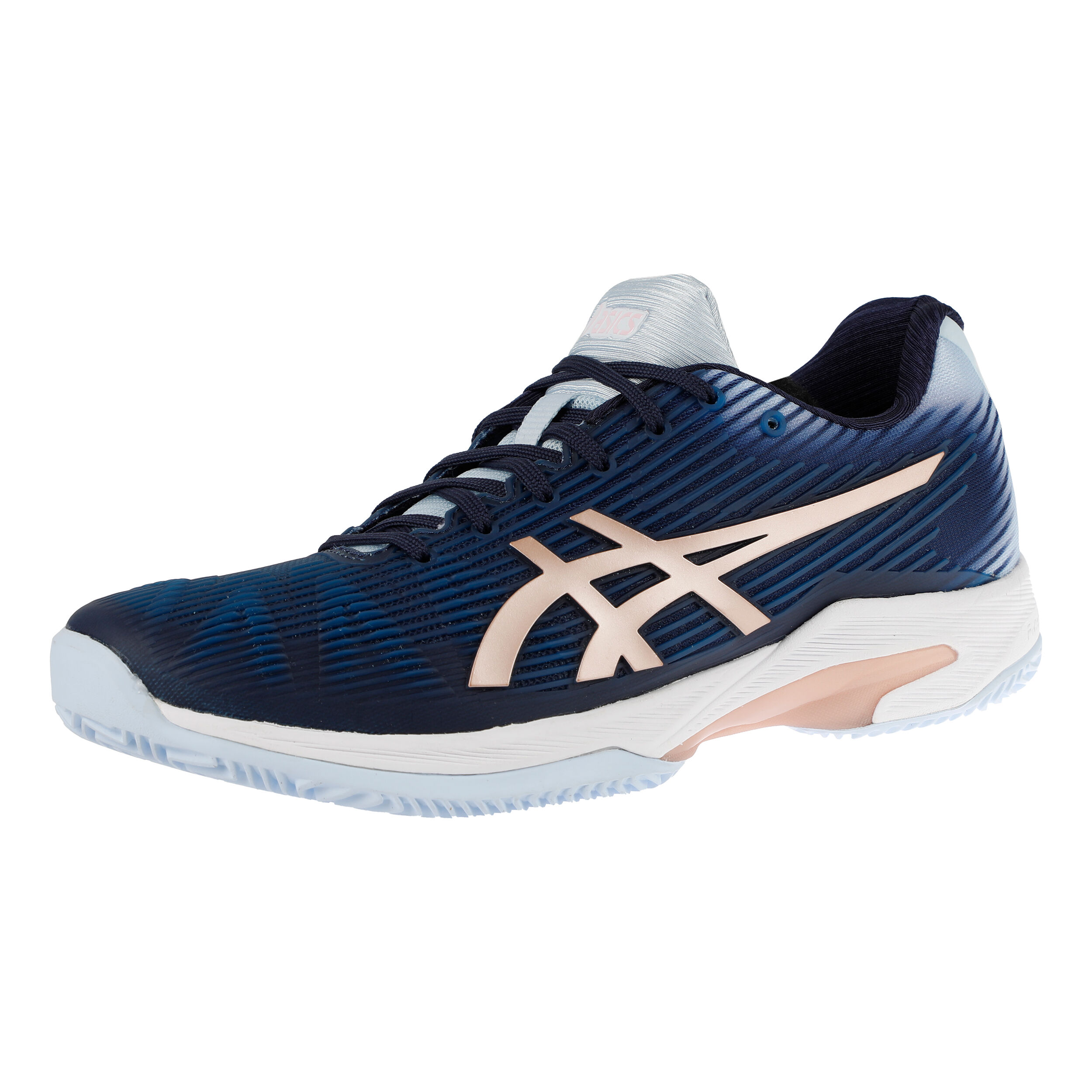 Asics Solution Speed FF Clay Sandplatzschuh Damen ...