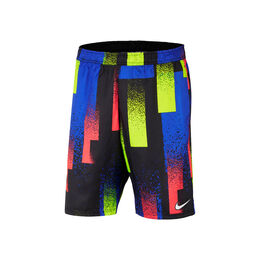 Court Dry Print 9in Shorts Men