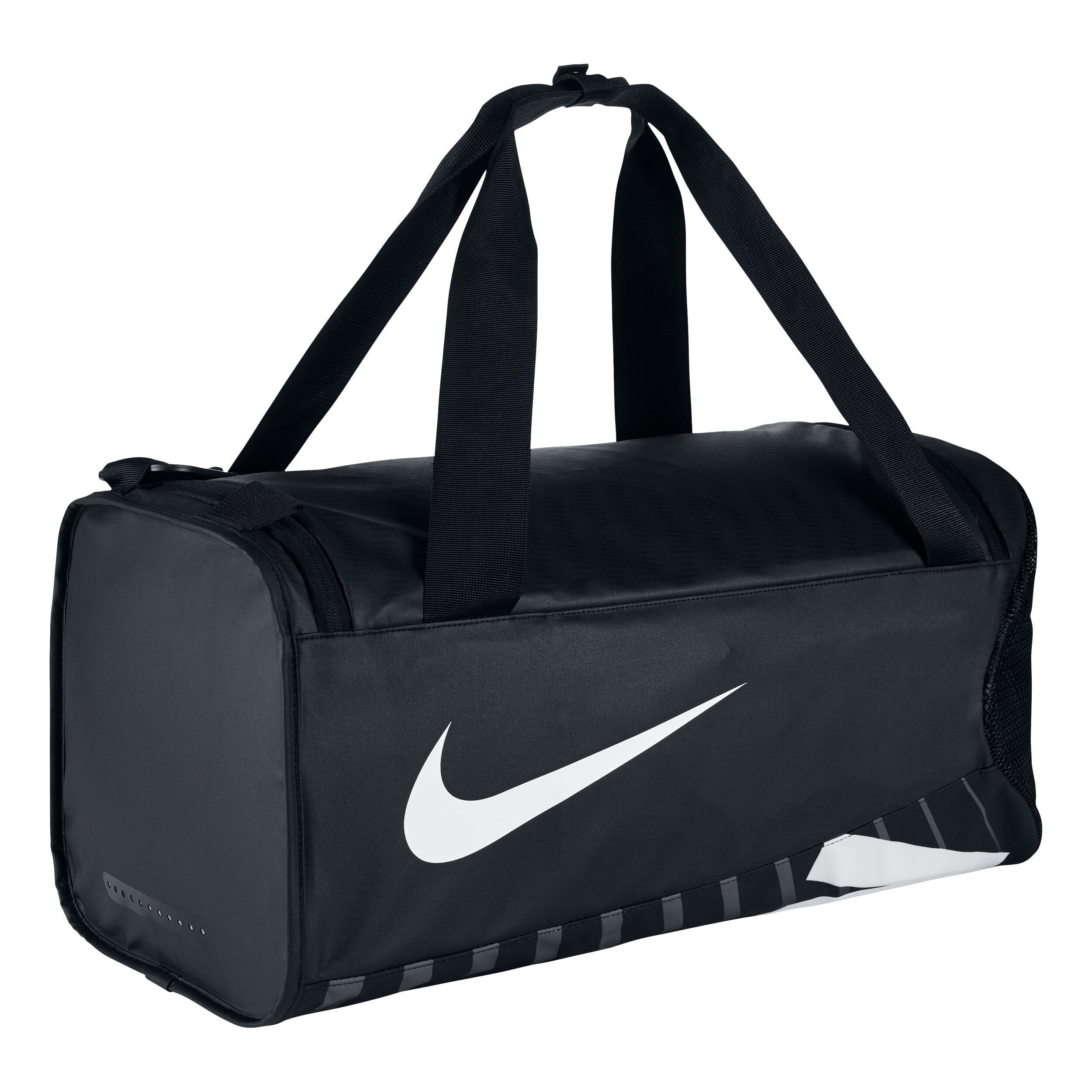 Nike Alpha Adapt Crossbody Duffel Sporttasche Klein Schwarz, Schwarz