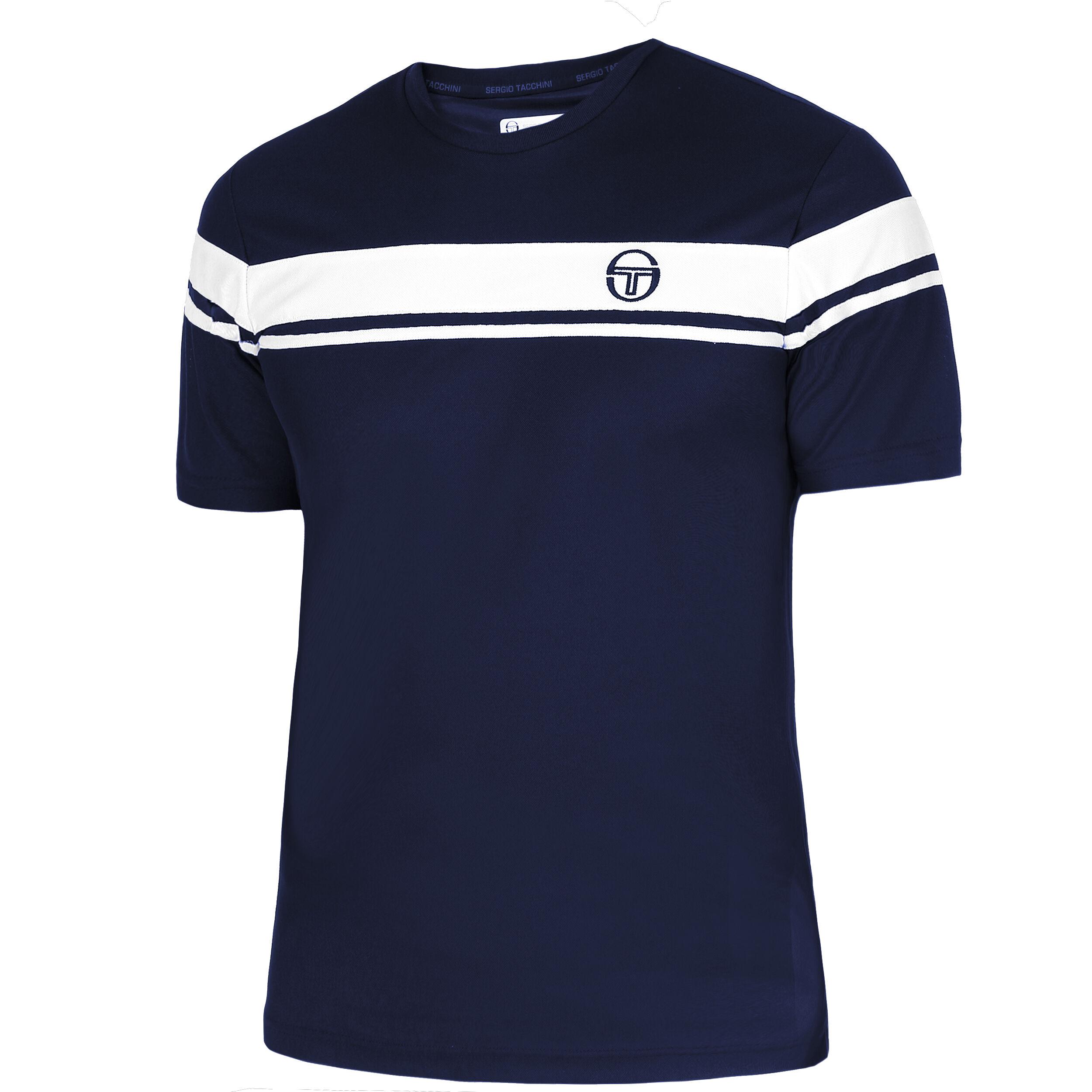 Sergio Tacchini Young Line Pro Yarn T Shirt Herren