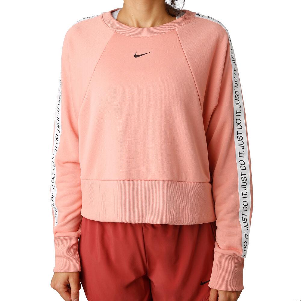 Nike Dri-Fit Get Fit Fleece Sweatshirt Damen CJ0070-606