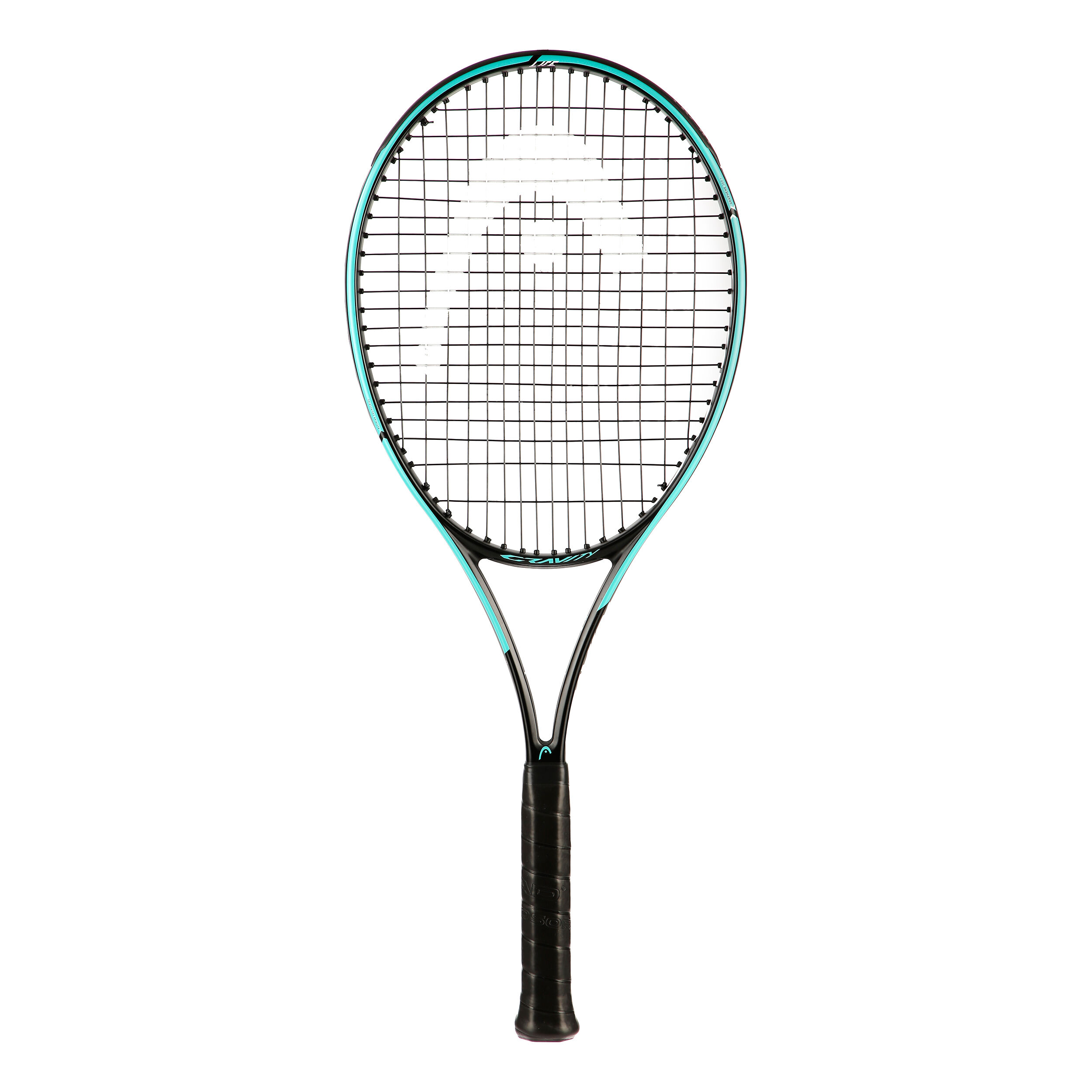 703 L3 unbesaitet schwarz//gelb HEAD Tennisschl/äger Radical OS LTD