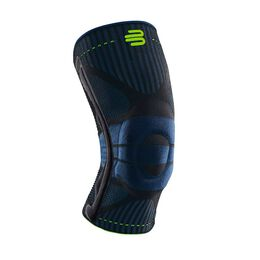 Sports Knee Support, schwarz