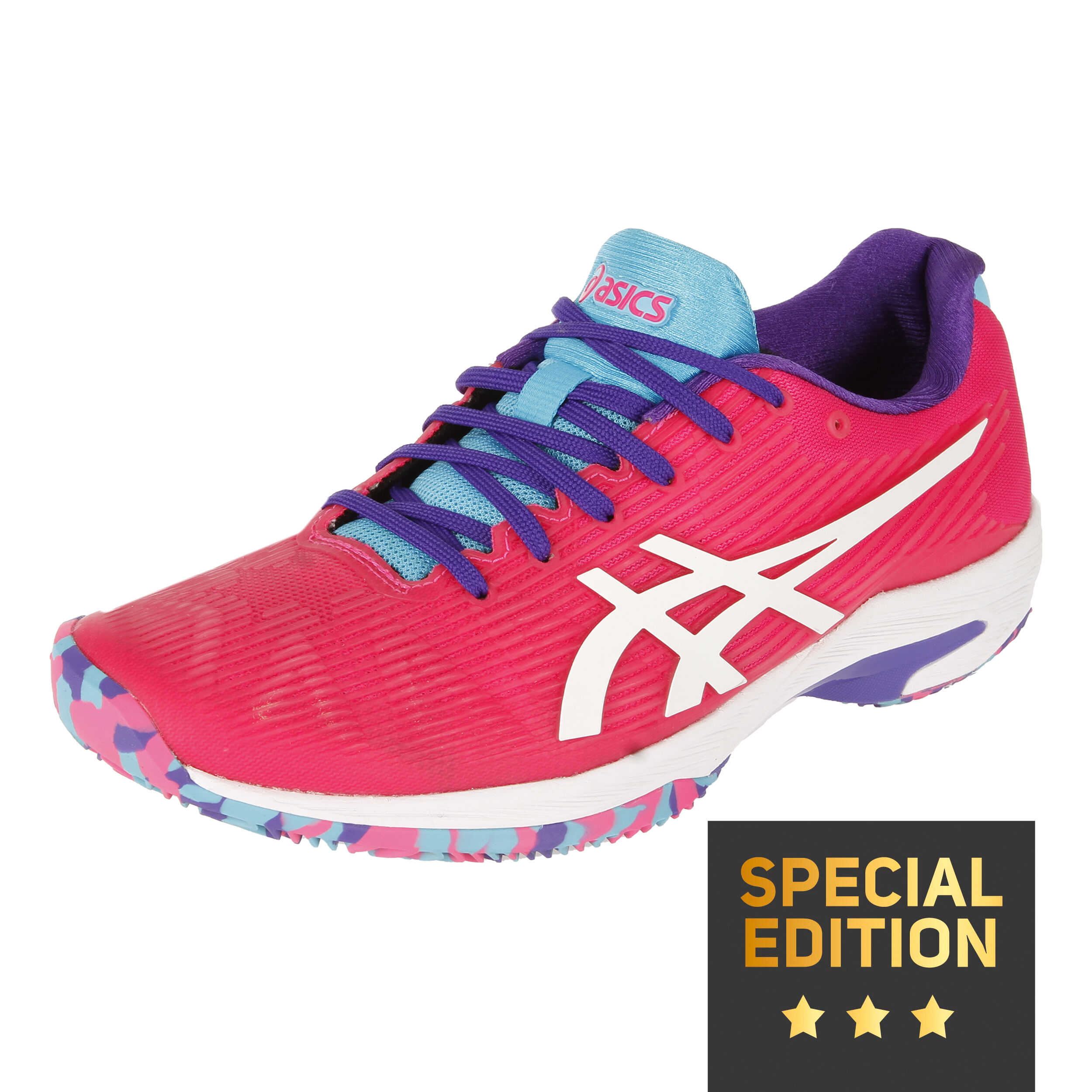 Asics Solution Speed FF Clay Sandplatzschuh Special Edition ...