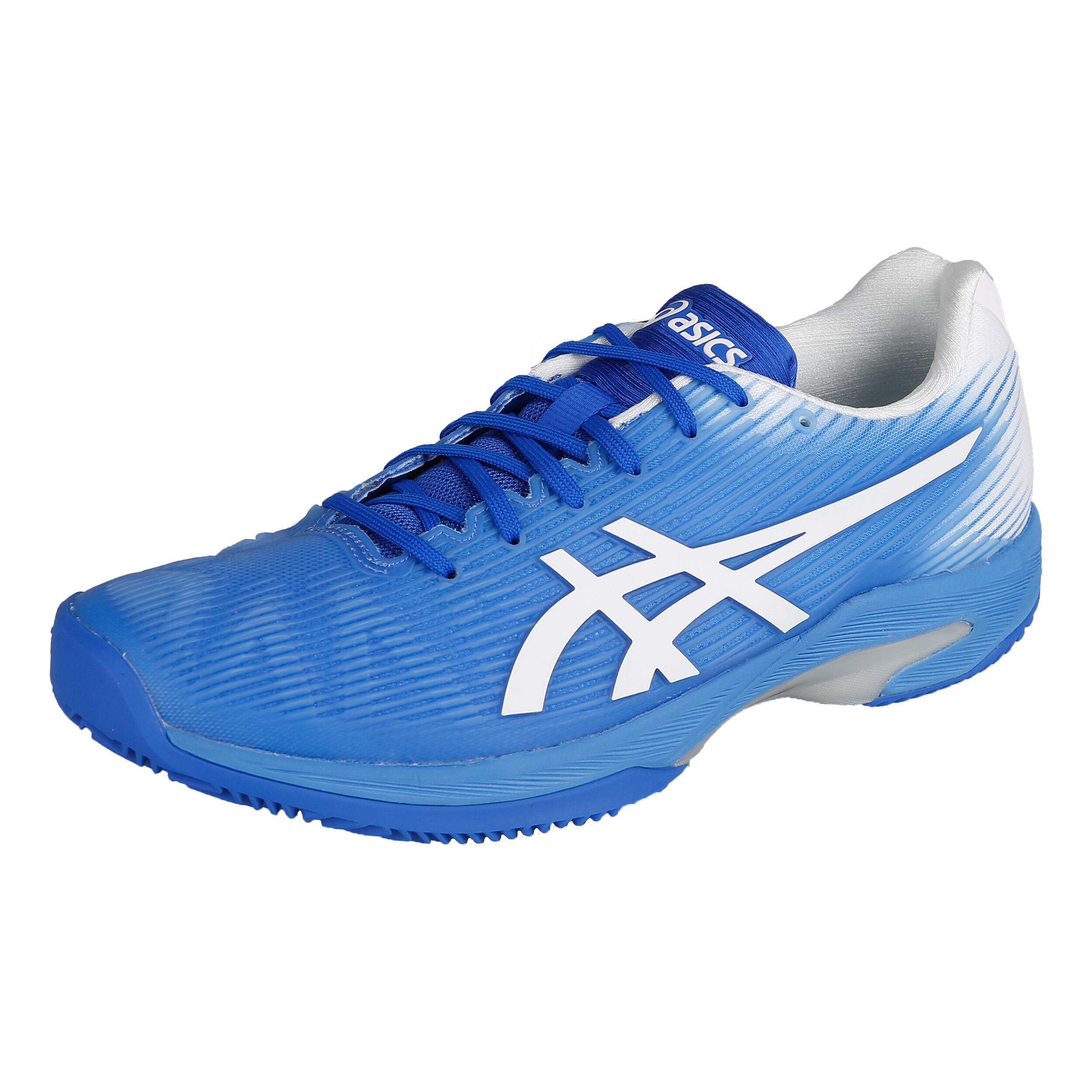 Asics Solution Speed FF Clay Sandplatzschuh Damen - Blau ...
