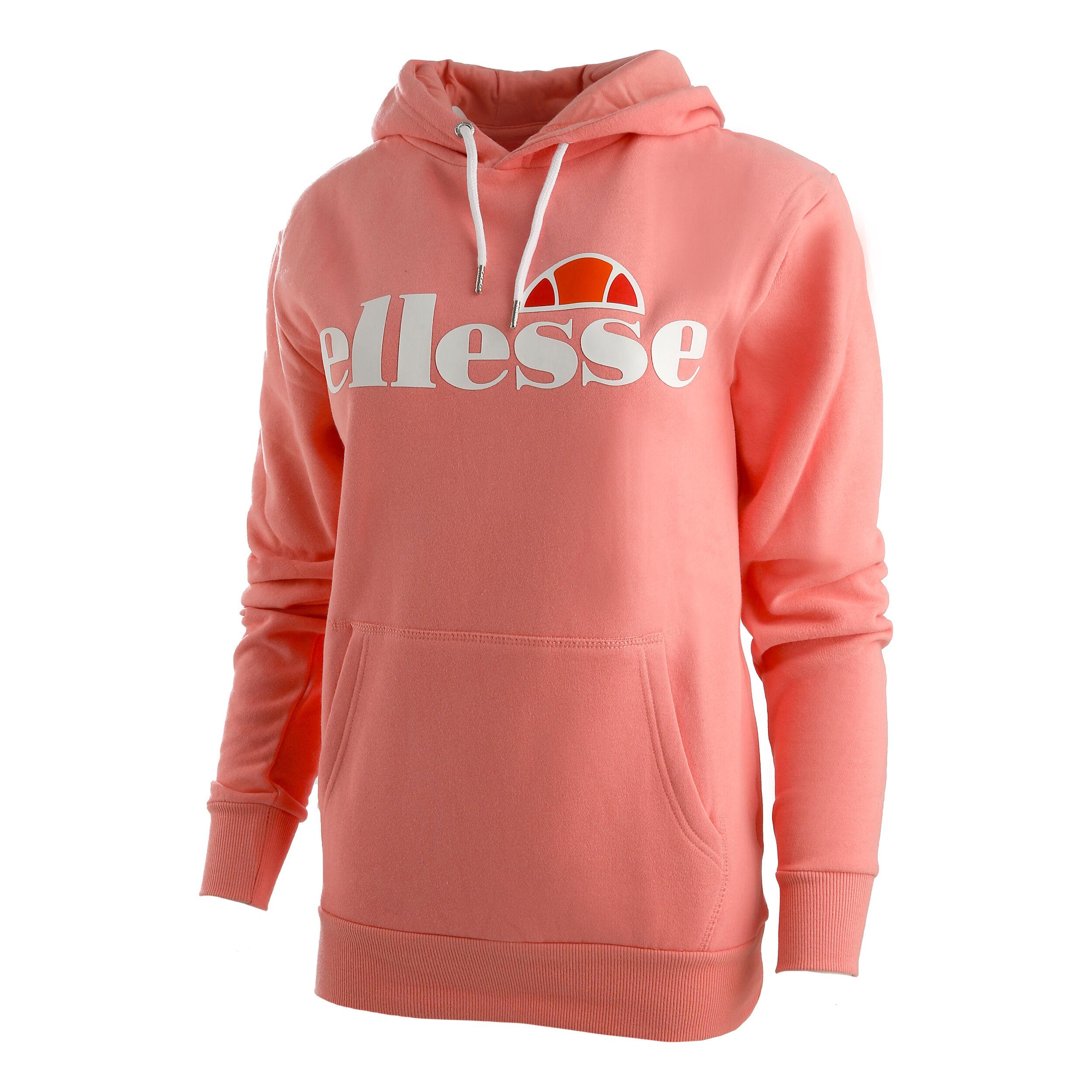 Neu Ellesse Hoodie Torices Rosa Damen Auf Verkauf
