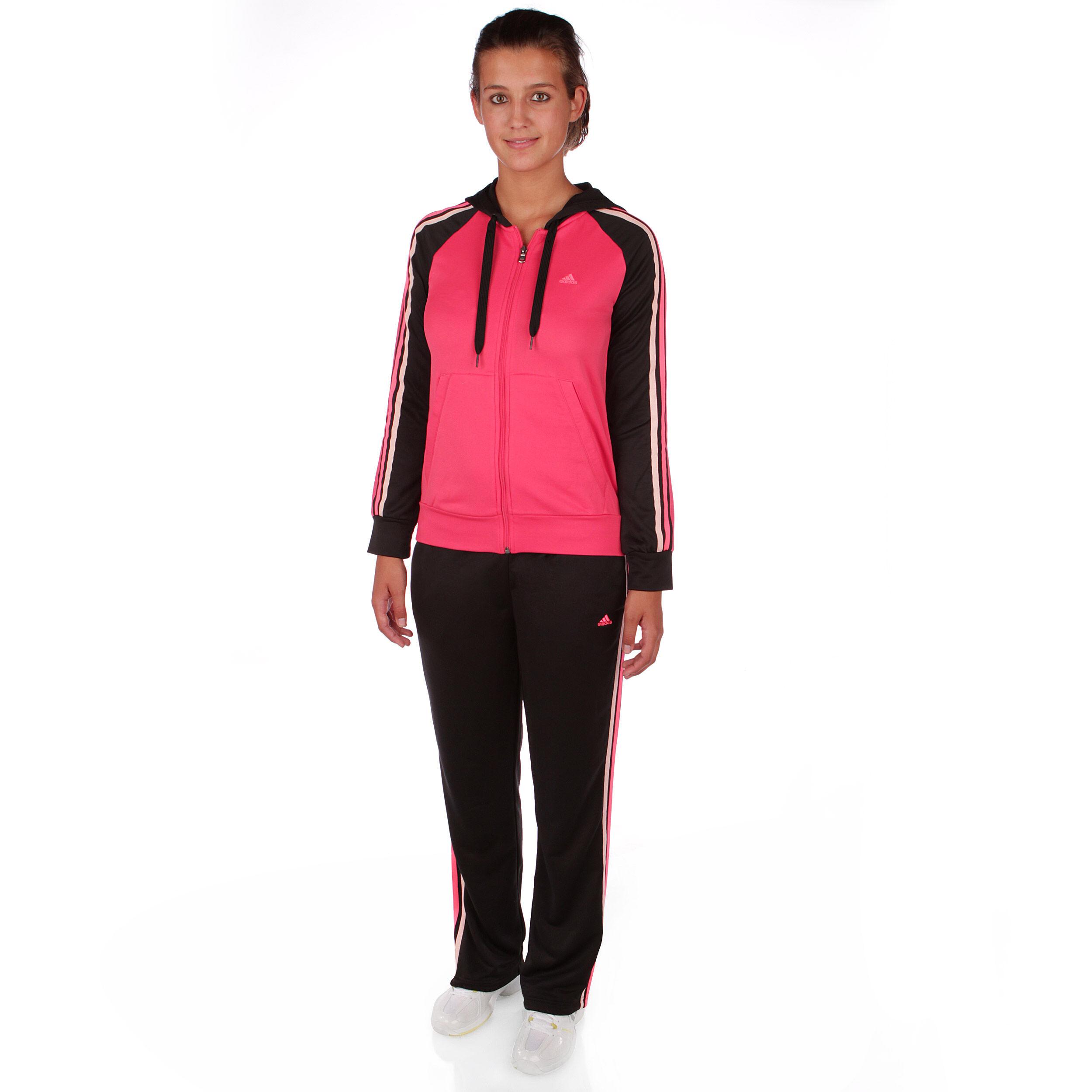 adidas Damen Fit Suit Pp Trainingsanzug