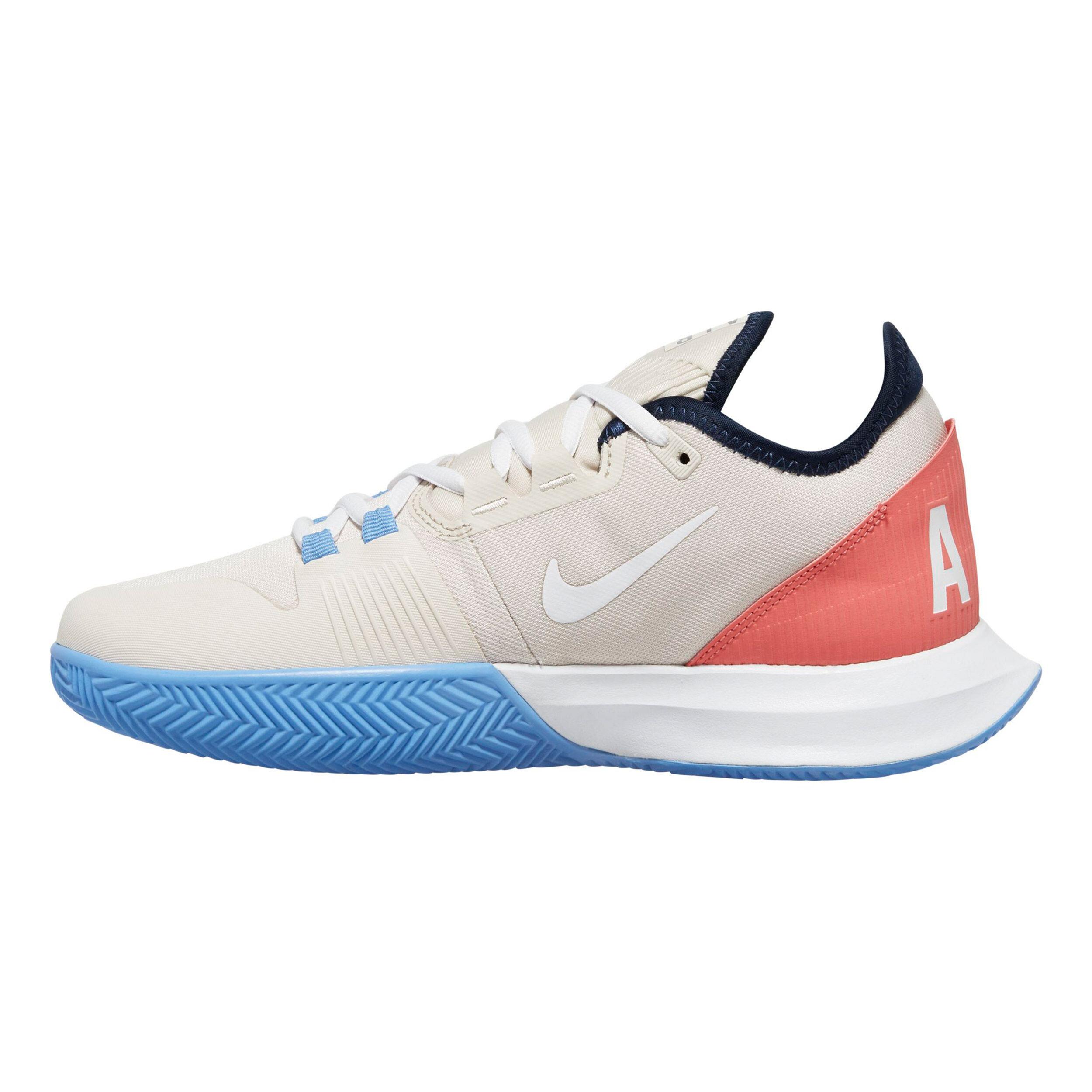 Nike Air Max Wildcard Clay Sandplatzschuh Damen Creme, Koralle