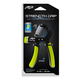 Strength Grip schwarz/lime