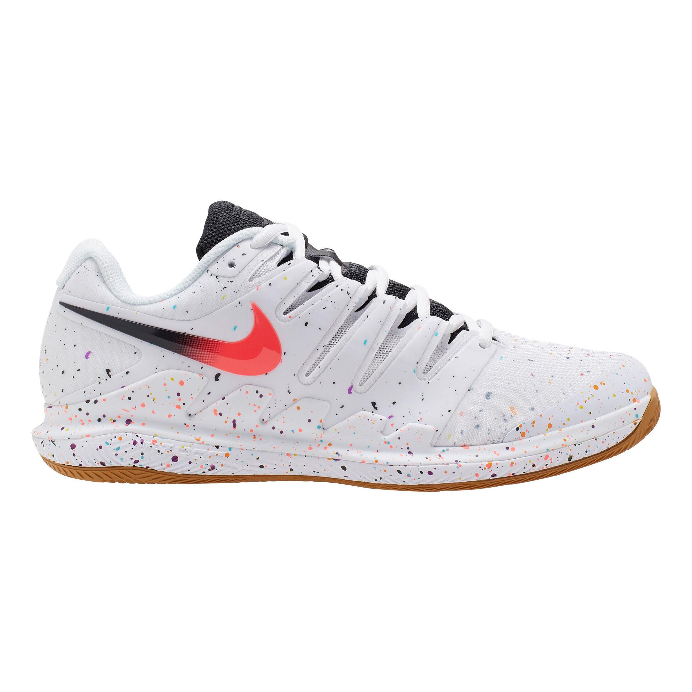 Nike Zoom Vapor X Clay Sandplatzschuh Herren Koralle