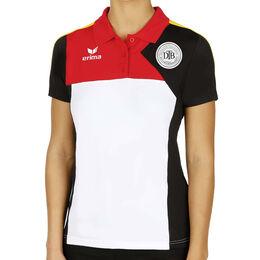 Premium One Polo GER + DTB Logo Women