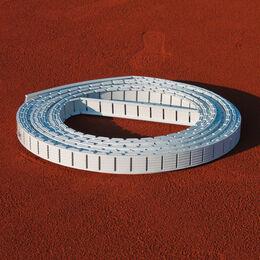 Ersatz Spannlinie Ideala, Grundlinie 10,97 m lang, 5cm breit