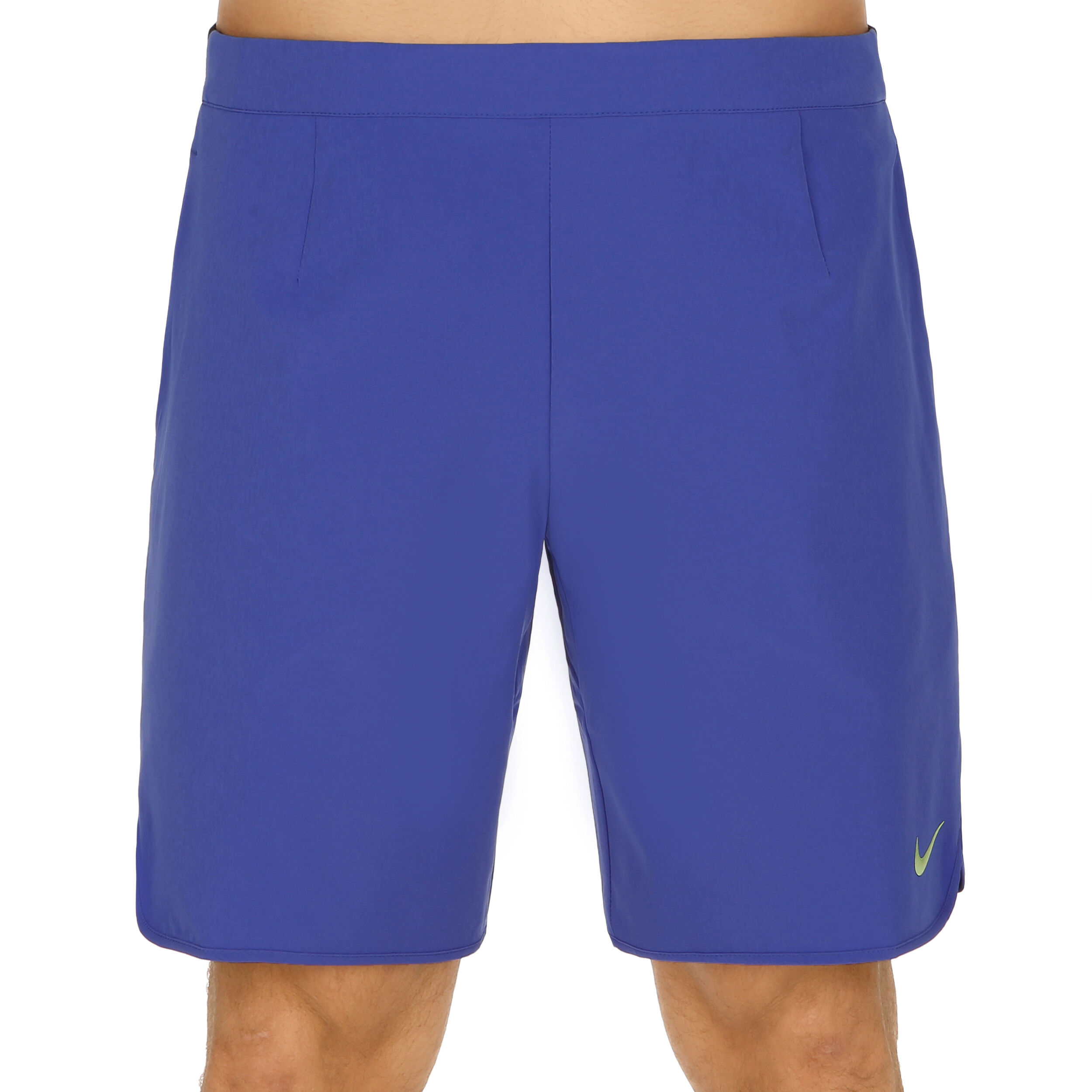 Nike Herren Shorts Court Flex Shorts BlauHellgrün