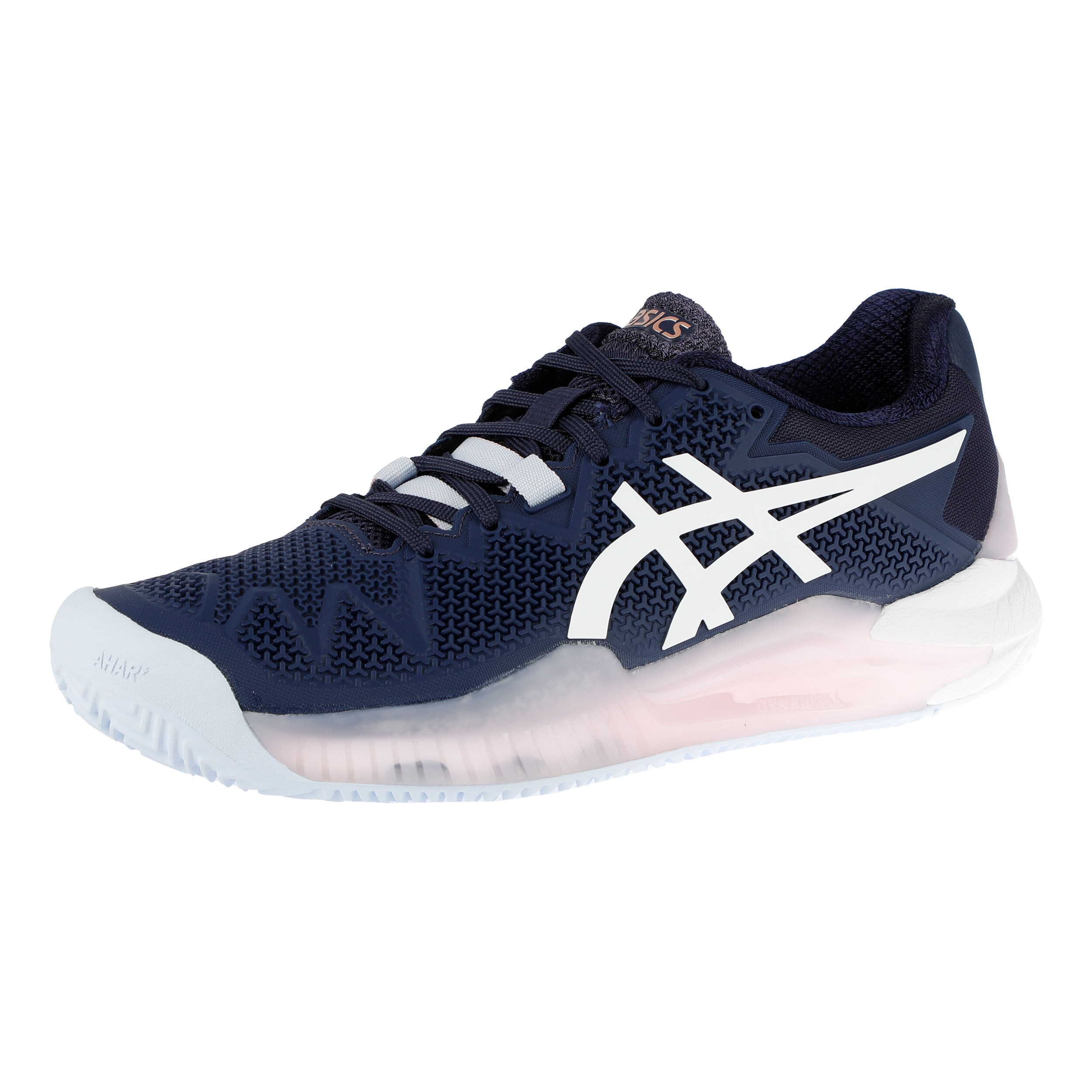 Asics Gel-Resolution 8 Clay Sandplatzschuh Damen ...