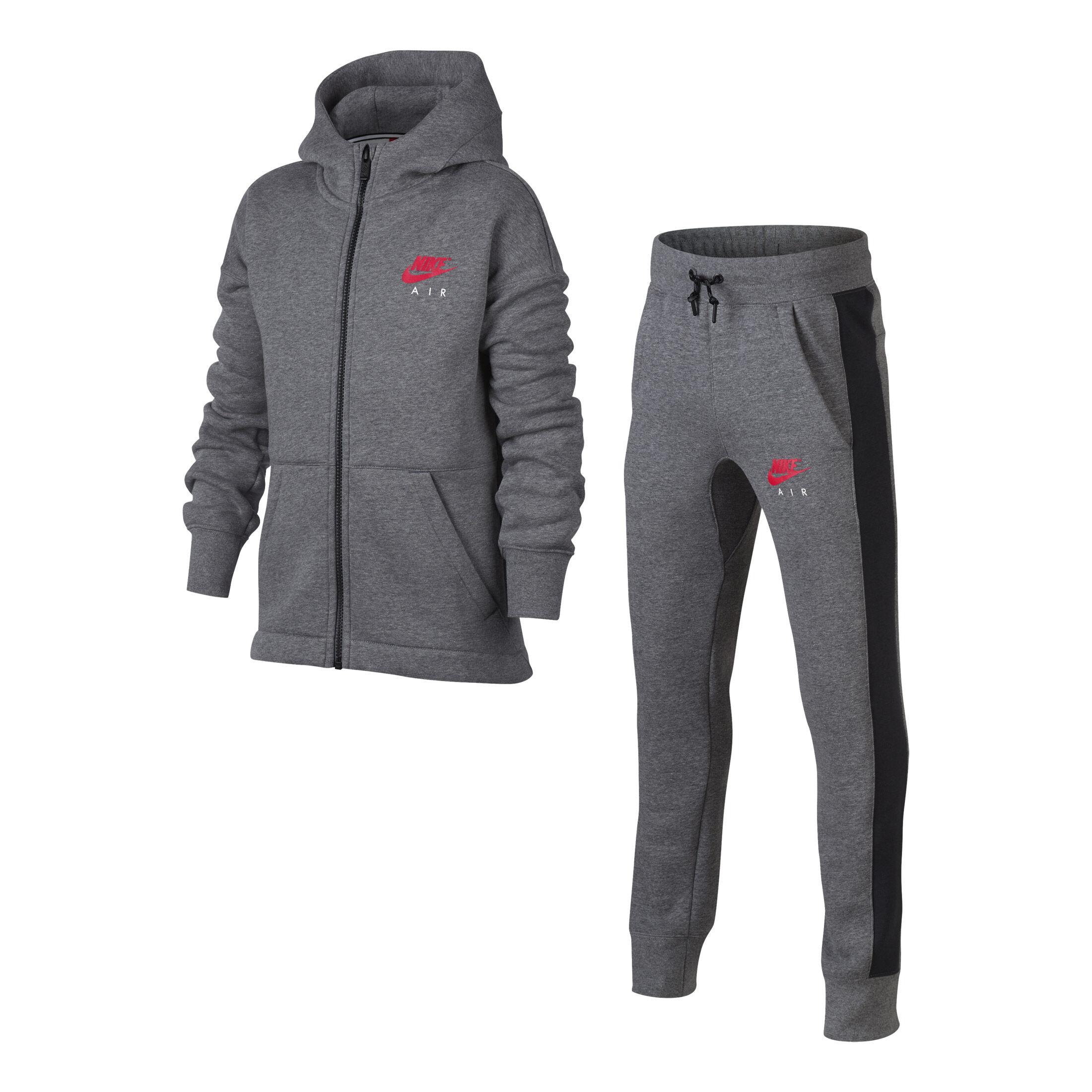 Trainingsanzug Air Nike GrauDunkelgrau Nike Jungen lcK1FJ