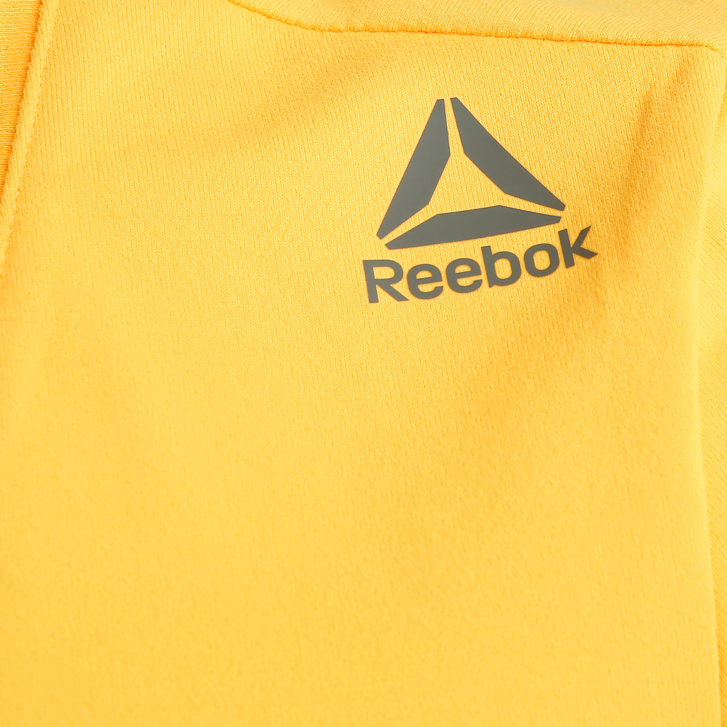 Reebok Workout Speedwick T Shirt Damen Orange, Silber