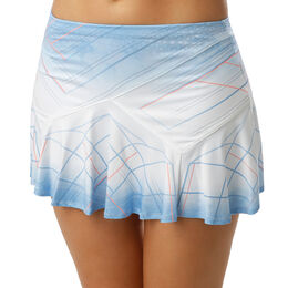 Ethereal Flounce Skirt Women