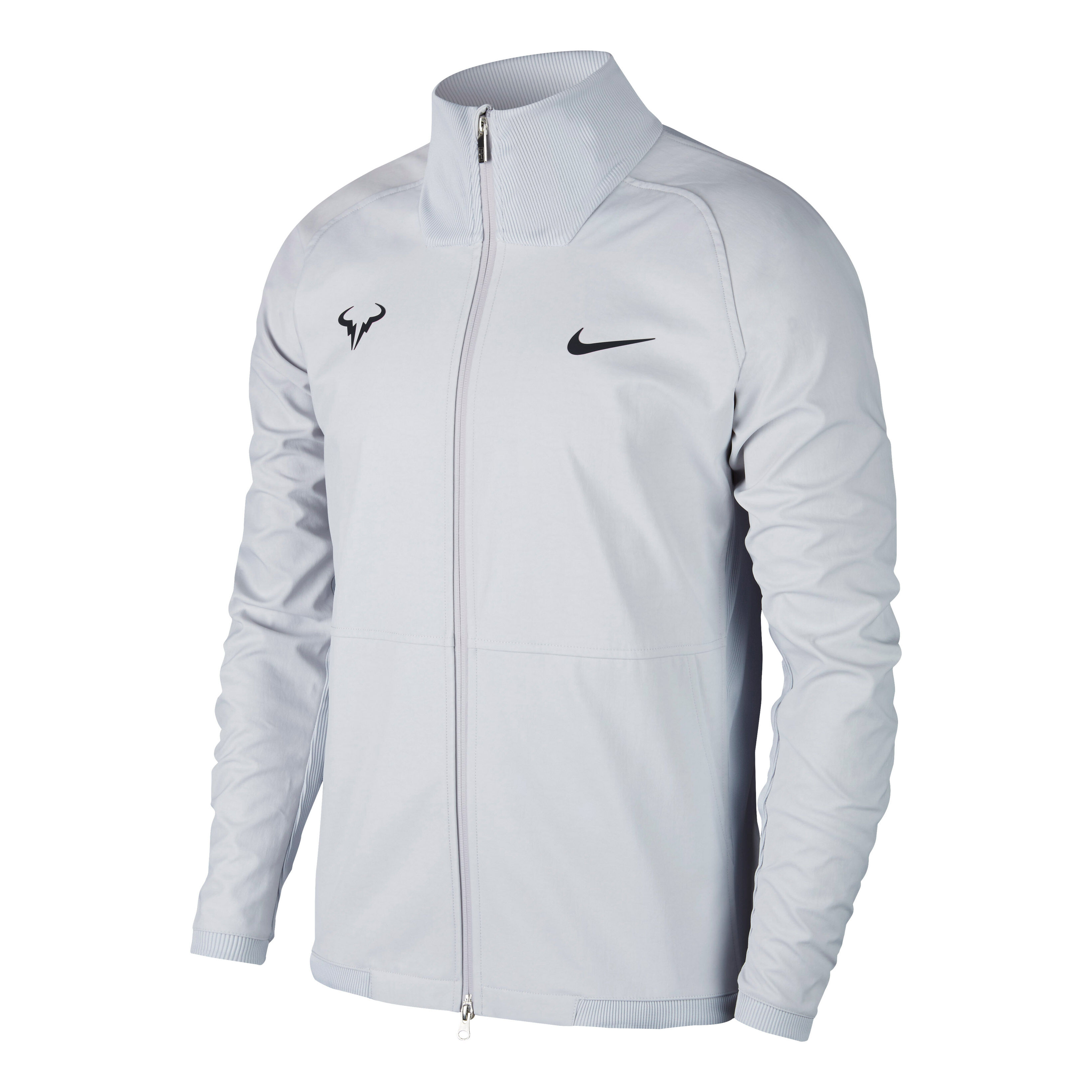Nike Court Rafael Nadal Herren Hellgrau, Schwarz online
