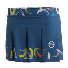 Abstract Skort Women
