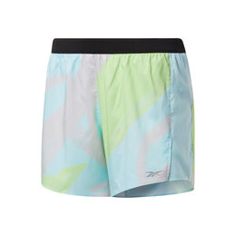 Regular Elastic 5 in Short AOP Women
