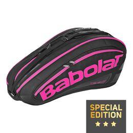 Racket Holder X12 Team Exclusive pink black