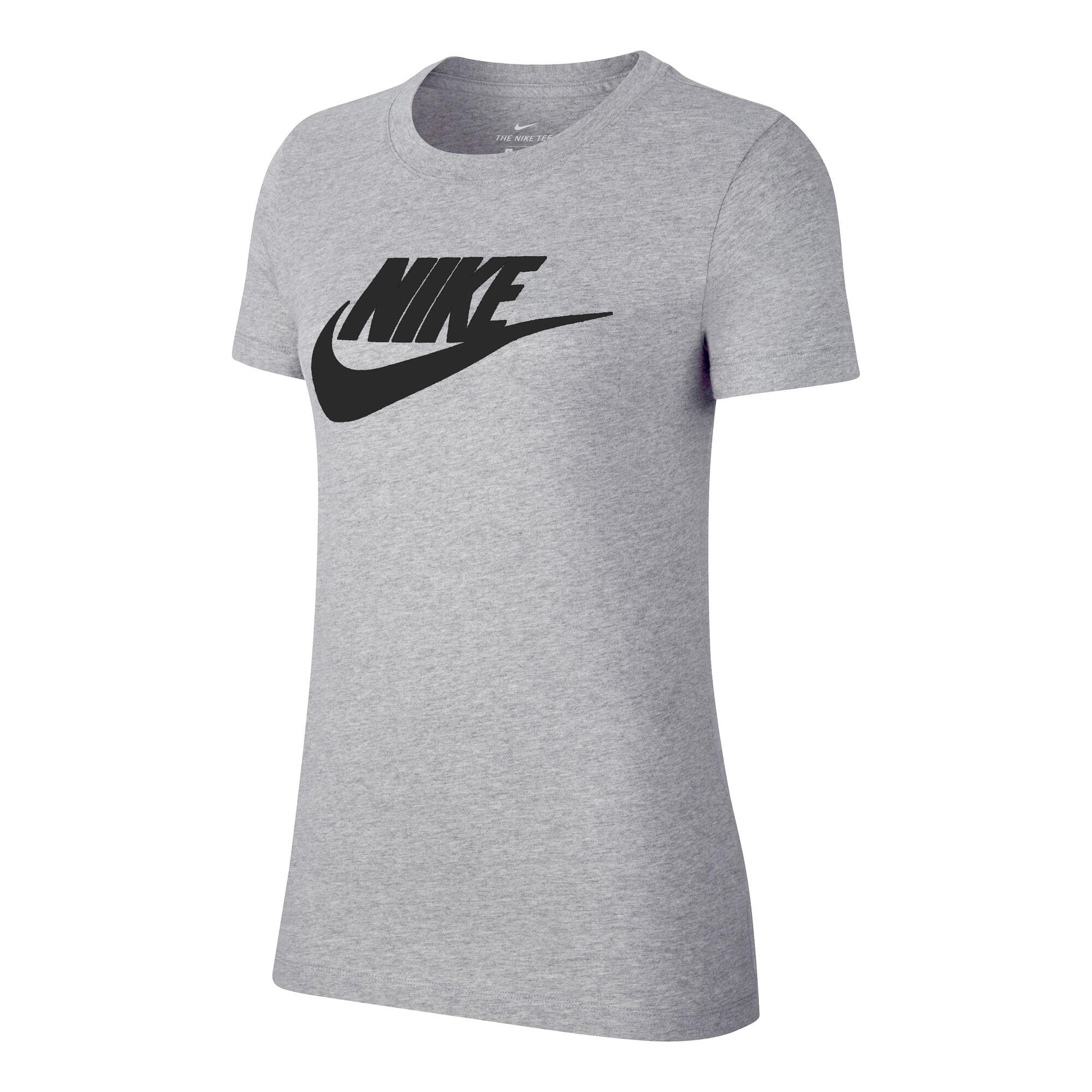 Nike Shirt Damen Grau